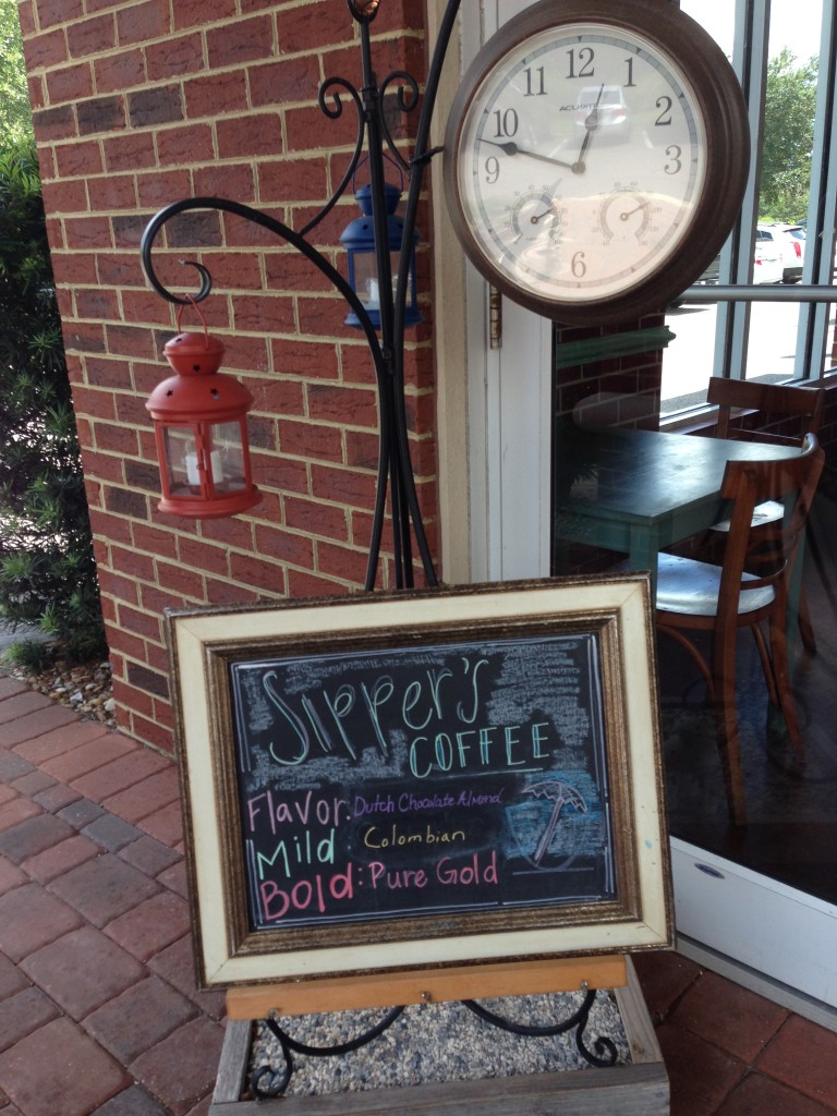 Sippers Coffeehouse - Shabby Chic
