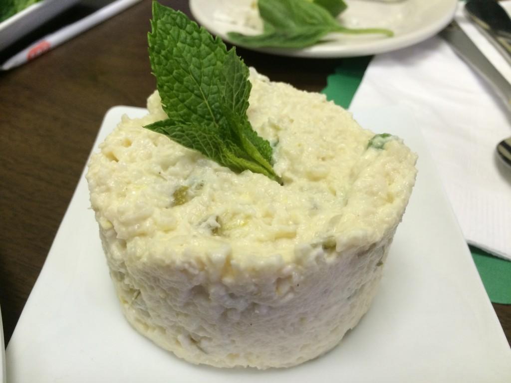 Cafe Kabob - Olivier Salad