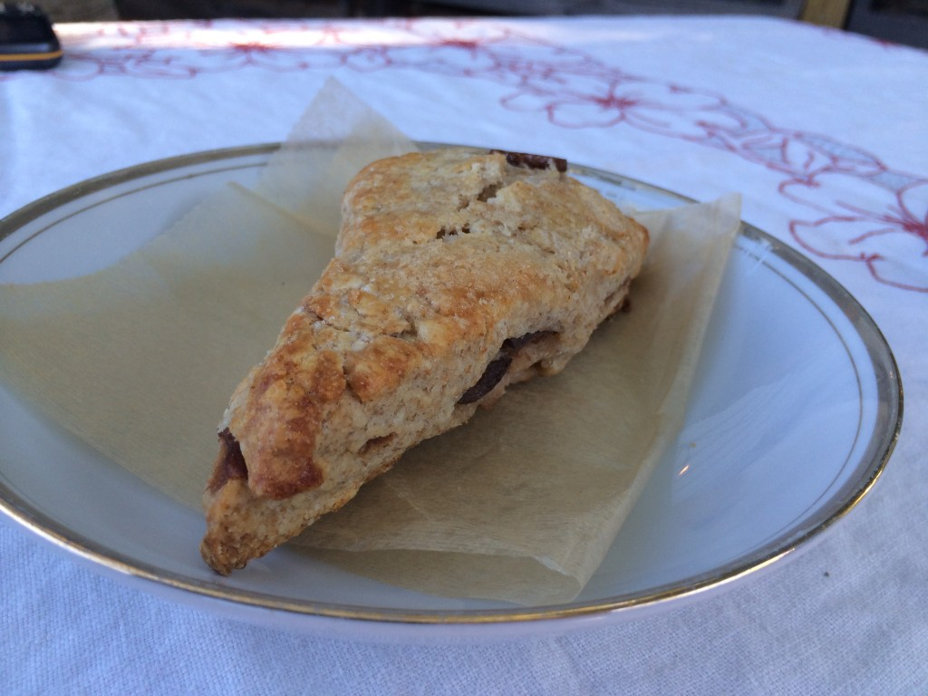 Community Loaves - Pear Scone