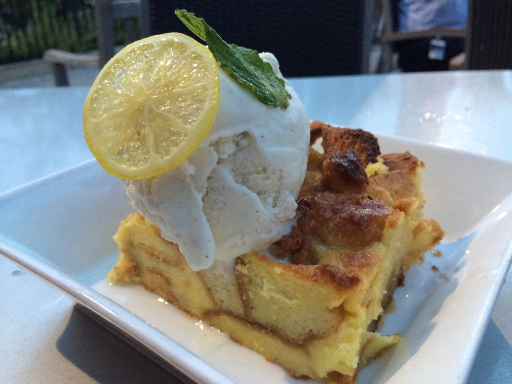 Ovinte - Limoncello Bread Pudding
