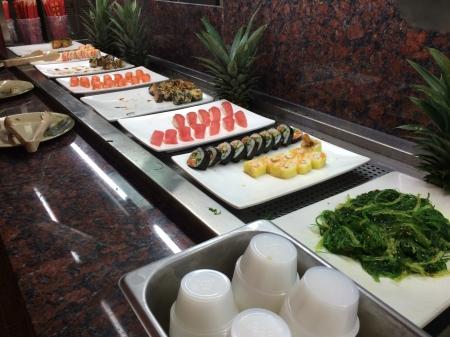 Sakura Buffet - Sushi