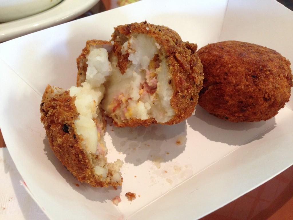 Soups On - Cuban Potato Balls