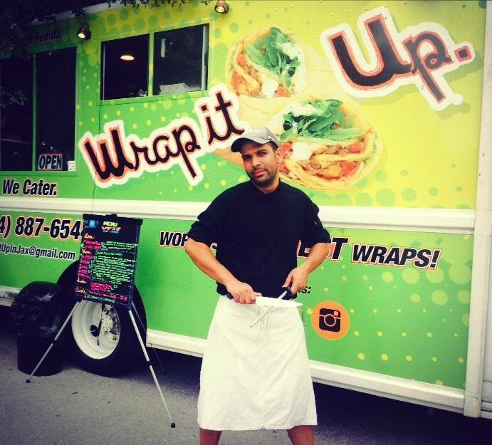 Wrap it Up Jax Truck