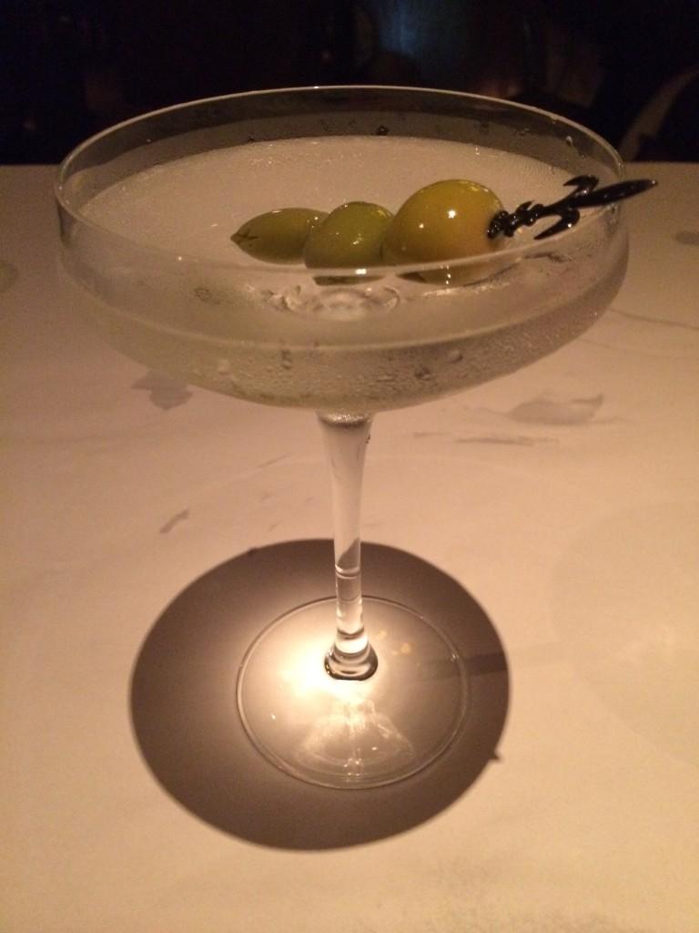 Bistro Aix - Martini
