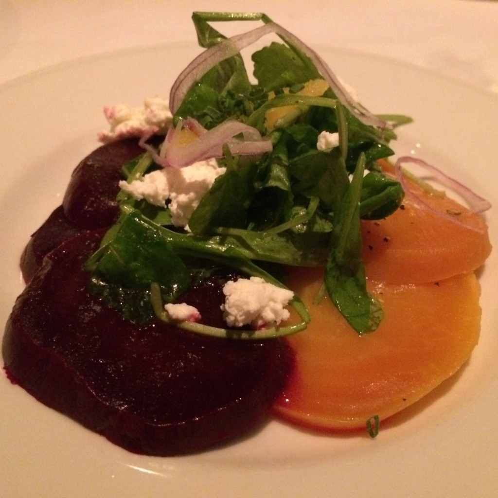 Bistro Aix - Roasted Beet Salad