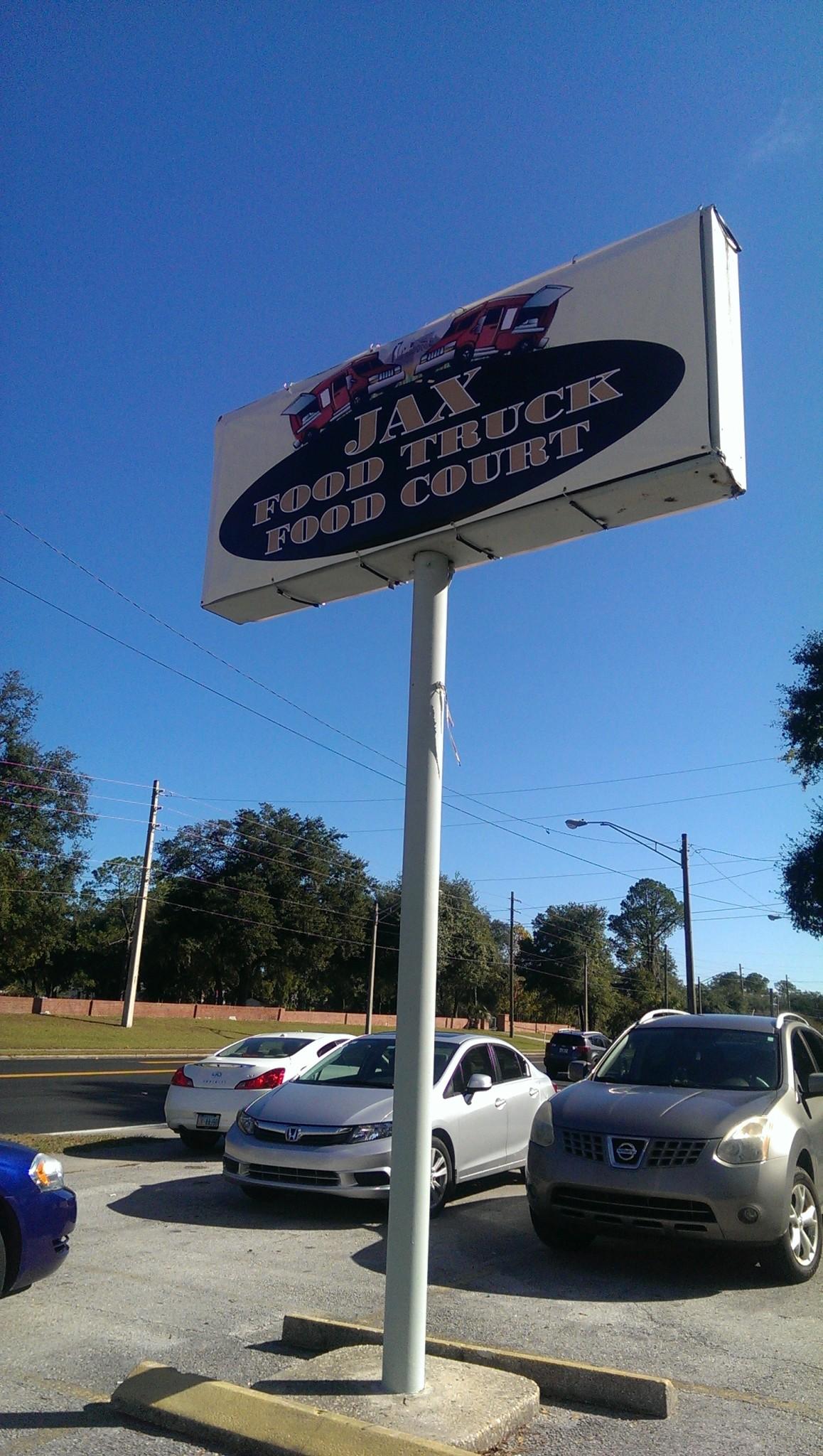 Jax Food Truck Food Court - Jacksonville Restaurant Reviews