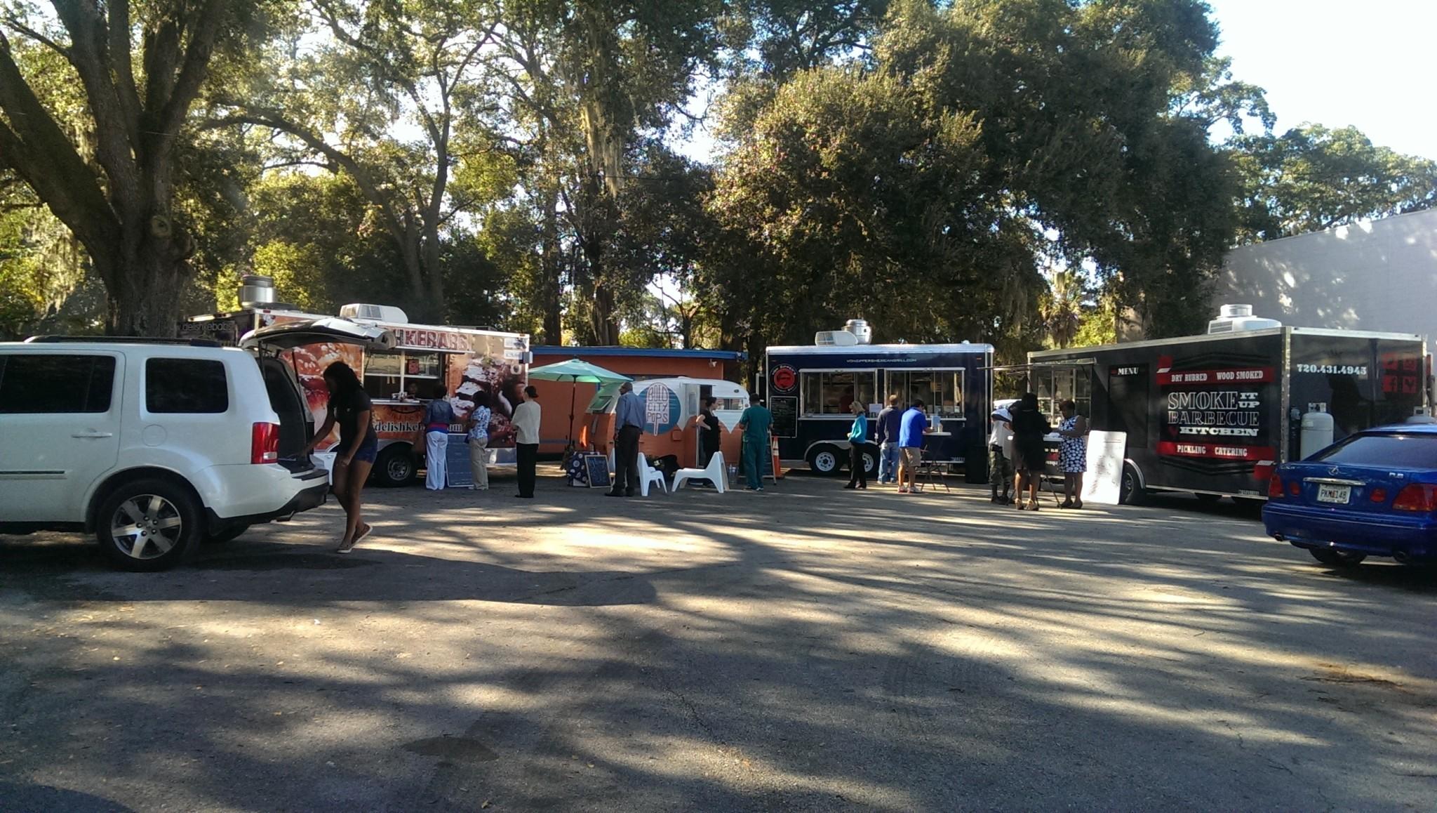 Jax Food Truck Court