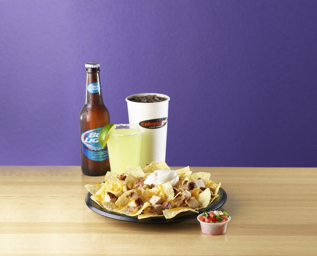 Cabana Grill- nachos