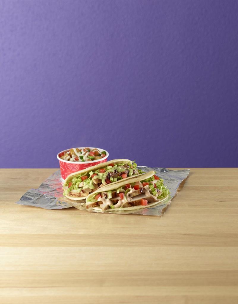Cabana Grill- two-taco-combo