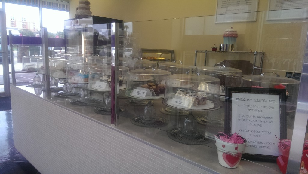 Cupcake Girls - Lobby