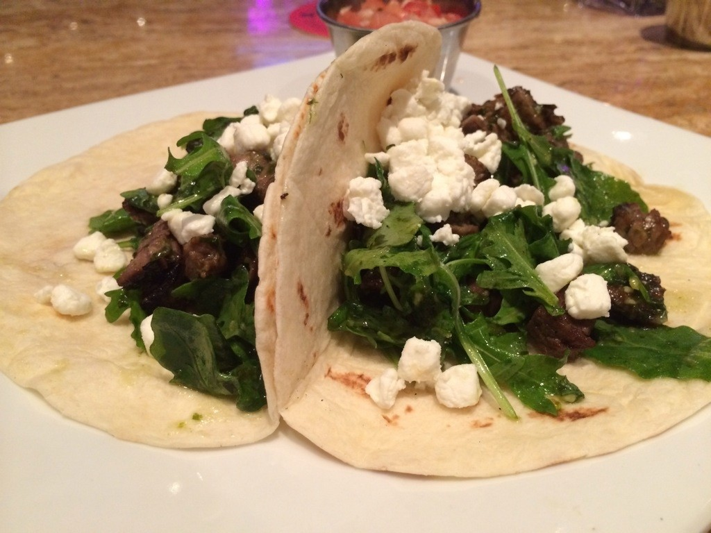 Whiskey Jax - Steak Taco