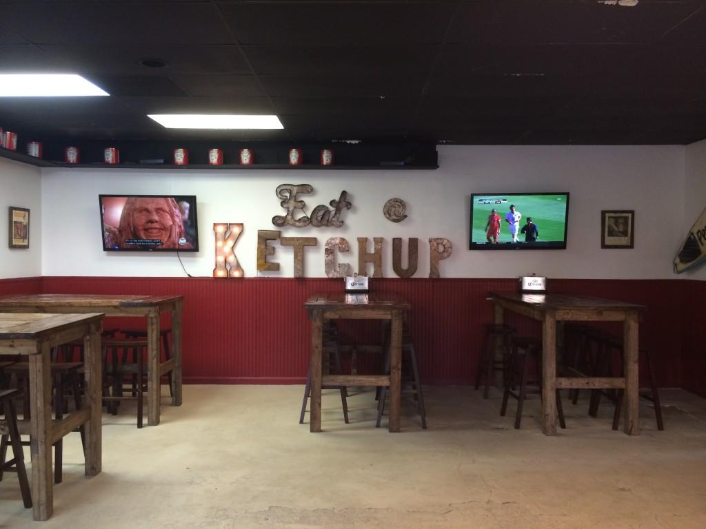 Ketchup - More Interior