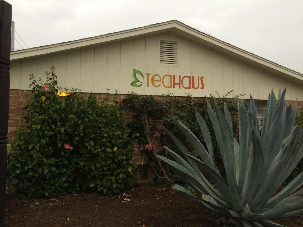 Teahaus - Exterior