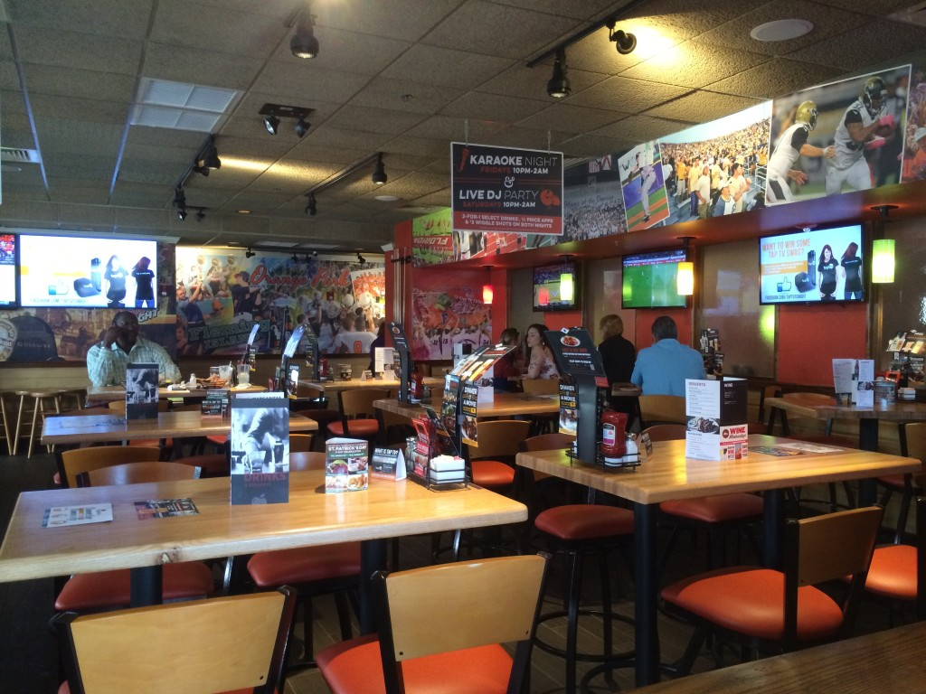 Applebees - Supporting Local