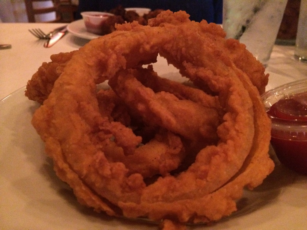 Marlin Moon Grille - Onion Rings