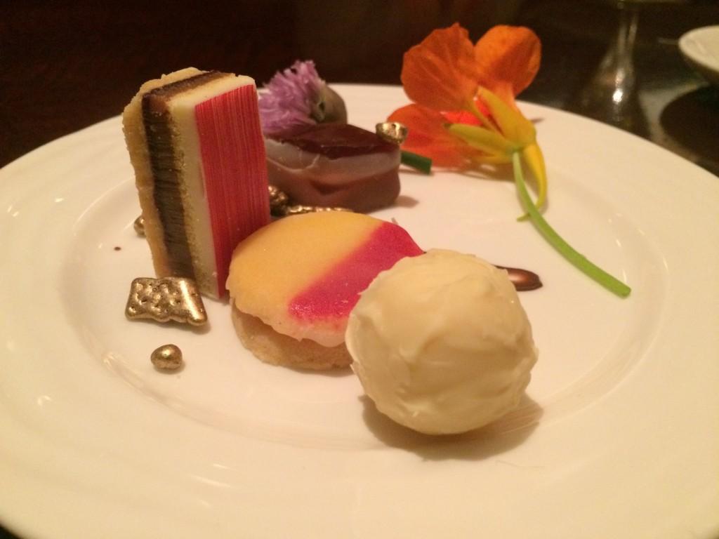 Azurea - Selection of Sweets