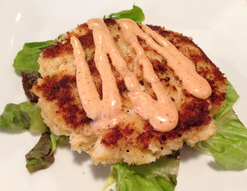 904 - Shrimp and Crab Cake