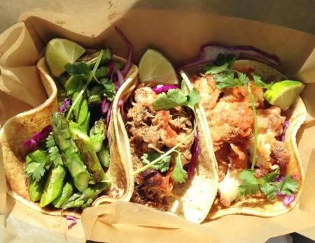 Corner Taco - Lunch