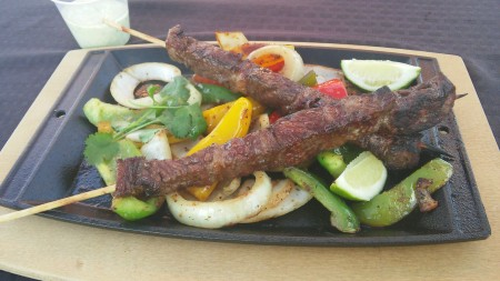 Delish Kebabs - Steak Kebabs