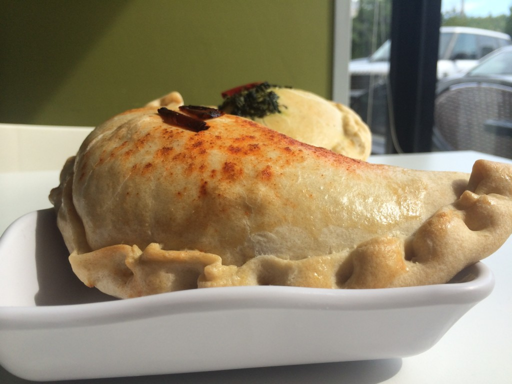 Hole in the Wall 3 - Tres Leches Chicken Empanada