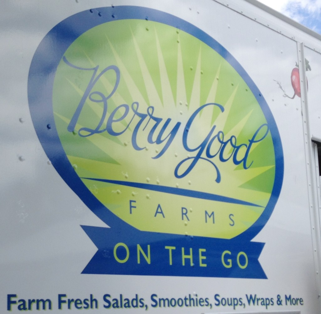 Berry Good Farms On The Go