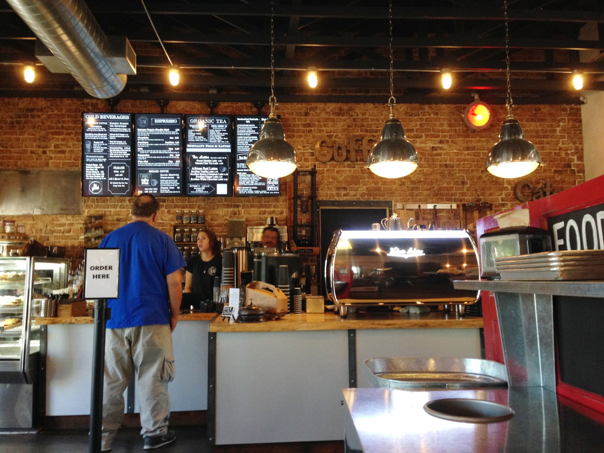 urban bean counter jacksonville restaurant reviews