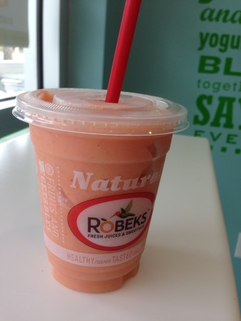 Robeks - Hummingbird Smoothie