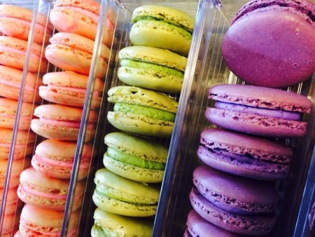 Motion Sweets - Macarons