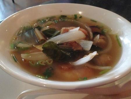 Pattaya Thai Grille - Tom Yum Soup