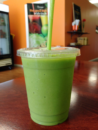 Kairos - Green Caribbean Smoothie