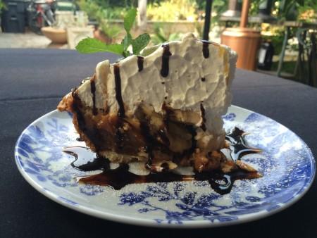 Lulu's - Bannofee Pie