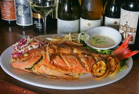 Ocean 60 - Seafood