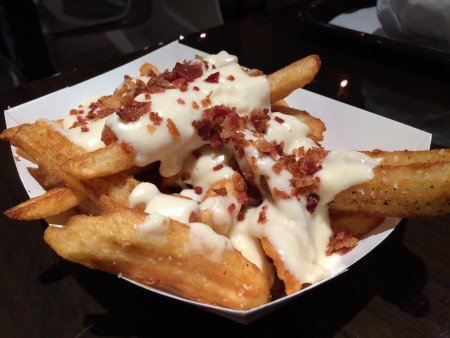Olio - Bacon Cheese Fries