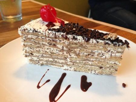 Tres Leches - Marquesa de Chocolate