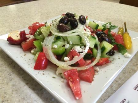 Balkan Cafe - Greek Salad