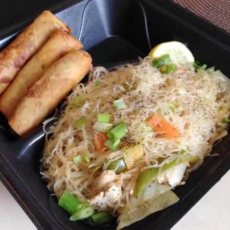 Danilo's Famous Lumpia - Pancit Noodles