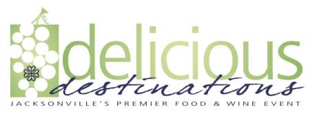 Delicious Destinations - Logo
