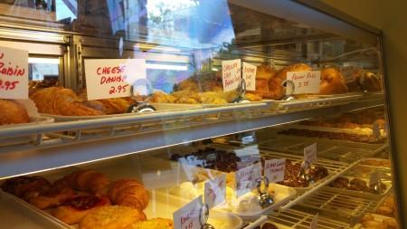 Pecan Roll Bakery - Bakery Case