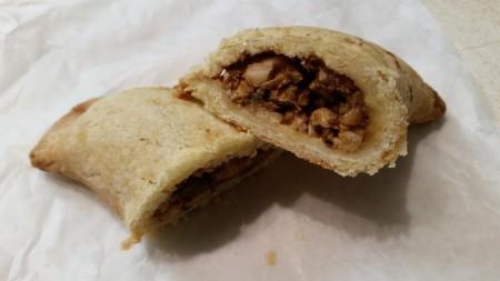 Pecan Roll Bakery - Veggie Empanada
