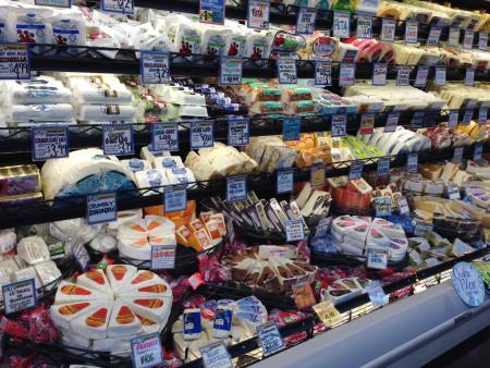 Trader Joe's - All The Cheese