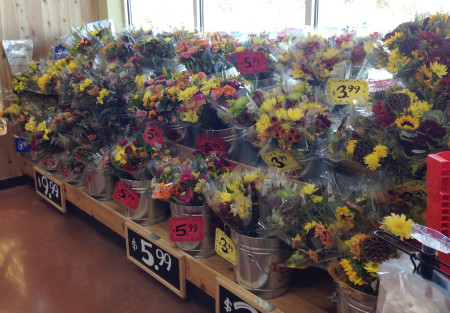 Trader Joe's - Fresh Flowers