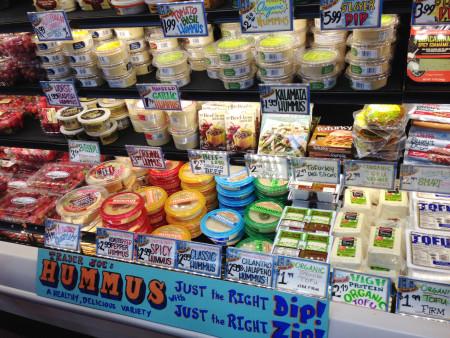 Trader Joe's - Hummus