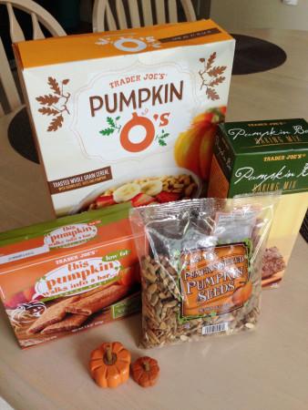 Trader Joe's - It's Pumpkin Time