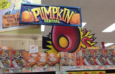 Trader Joe's - Pumpkin Central