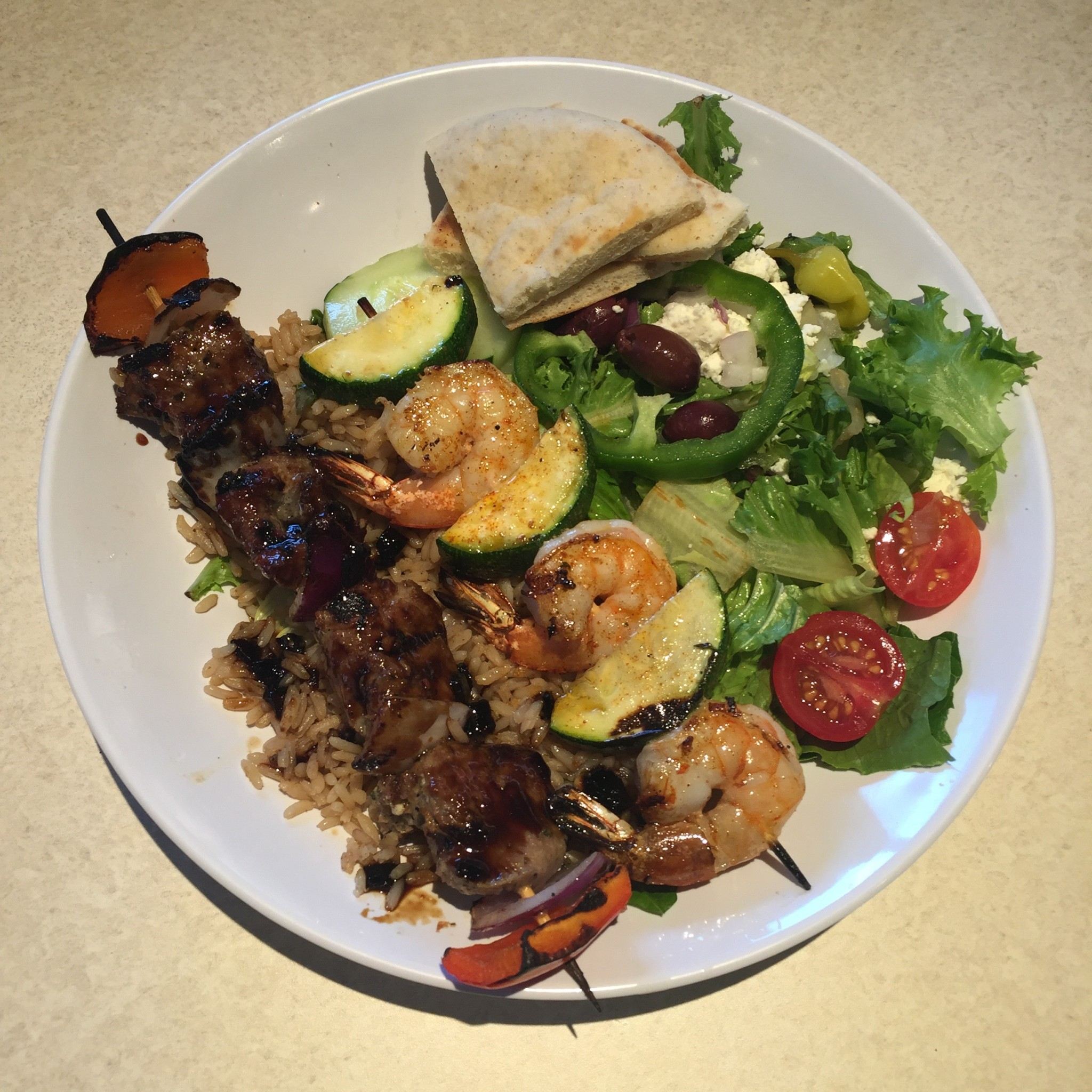 Zoes Kitchen Brooklyn Station S Newest Addition Jacksonville Restaurant Reviews