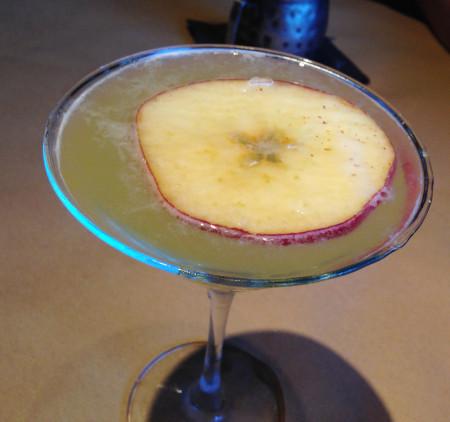 Bonefish Grill - Fall Apple Martini