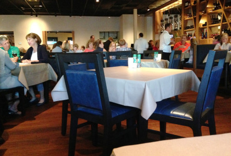 Bonefish Grill - Updated Interior