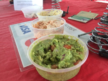 Food Unchained - Guacamole