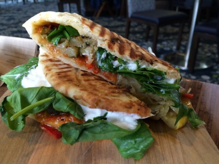 Frequency Restaurant - Veggie Panini