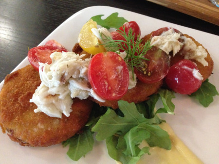 Kitchen On San Marco - Fried Green Tomatoes